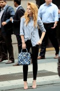 Bella Thorne - Out in New York 9/12/14