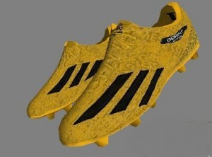 Messi Current Boots Updated FIFA 14 by Kartik Singh