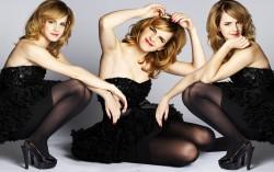 Emma Watson, Jessica Alba, Rosamund Pike, Nela Lee (Wallpaper) 7x