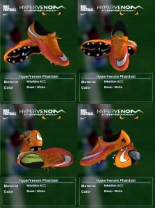 Download PES 2013 Nike Hypervenom Crimson by killer1896