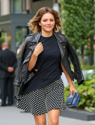 Katharine McPhee - Out in NYC 9/15/14 - x21HQ