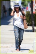 Halle Berry - Shopping in Hollywood 9/15/14