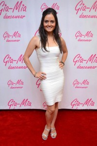 Danica McKellar, unknown event, 09/2014