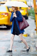 Emma Stone - out and about in NYC 09/16/14