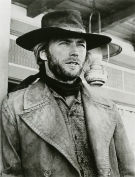 Clint Eastwood - Picture - Colored  - x 1