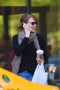 Emma Stone - out and about in NYC 09/17/14