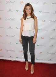 Maria Menounos - SPLASH Live Love Spa Event in Century City 9/17/14