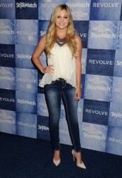 Olivia Holt - People StyleWatch 4th Annual Denim party in LA 9/18/14