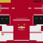 Download Manchester United Adidas Fantasy Kits by Yousef