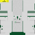 PES 2014 Ludogorets CL 14-15 Kits by Tunevi