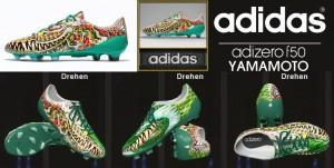 Download PES 2014 Adidas adizero F50 YAMAMOTO ONLY GREEN