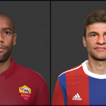 Download PES 2013-14 Kits and Faces Update 29.09