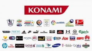Download PES 2013 New Konami Logo With Sponsor