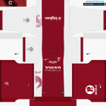 Download PES 2014 FC Metz 14-15 kits by randerscheinung