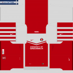 Download PES 2014 Charlton Atletich 14-15 Kits by Tunevi