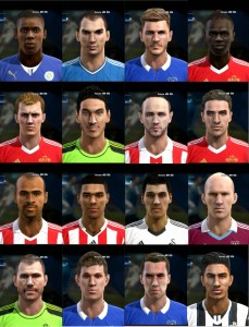 Download PES 2013 Collab Facepack by EmmRow & bradpit62