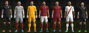 Download PES 2013 AS Roma 2014/2015 GDB by f1xer