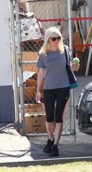 Kirsten Dunst - Studio City CA - x 4 lq