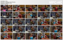 Kaley Cuoco Butt in Yoga Pants - The Big Bang Theory S08E01 (720p)