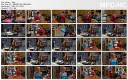 Kaley Cuoco Butt in Yoga Pants - The Big Bang Theory S08E01 (720p)