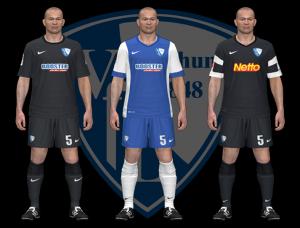 Download PES 2014 VfL Bochum Kits 14-15