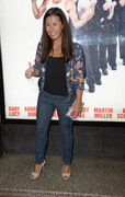 Hayley Tamaddon - Full Monty Press Night Manchester, 15-Sep-14