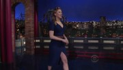 Scarlett Johansson - Late Show with David Letterman, January 8, 2014