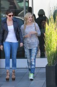 Olivia Holt out & about in Los Angeles 10/05/14
