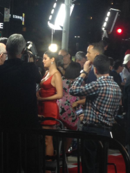 Selena Gomez - 'Rudderless' Premiere 10/7/14