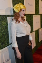 Christina Hendricks - TACORI'S Annual Club TACORI 2014 Event in West Hollywood 10/7/14
