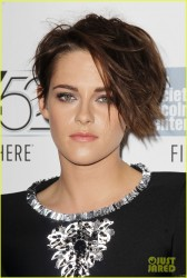 Kristen Stewart - Clouds of Sils Maria Premiere in NYC 10/8/14