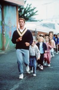 Детсадовский полицейский / Kindergarten Cop (Арнольд Шварценеггер, 1990).  5c4579356581664