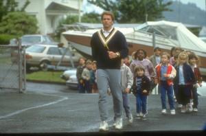 Детсадовский полицейский / Kindergarten Cop (Арнольд Шварценеггер, 1990).  5c79c8356581592