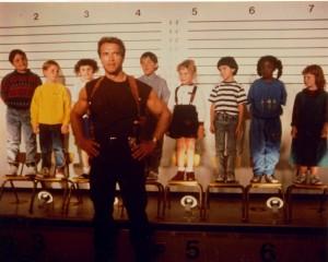 Детсадовский полицейский / Kindergarten Cop (Арнольд Шварценеггер, 1990).  6df212356581842