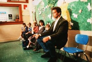 Детсадовский полицейский / Kindergarten Cop (Арнольд Шварценеггер, 1990).  96f202356582036