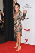 Eva Longoria Winner's Walk during the 2014 NCLR ALMA Awards October 10-2014 x11