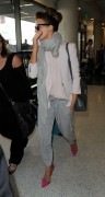 Kate Beckinsale - LAX airport in Los Angeles October  13-2014 x11