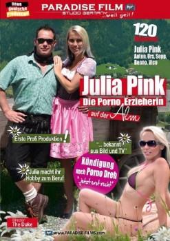Julia Pink - Die Porno Erzieherin Cover