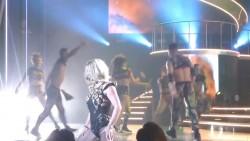 Britney Spears Performing in Las Vegas - October 11, 2014