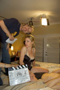 Julie Bowen - Behind The Scenes of Conception