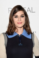 Lizzy Caplan - ELLE's 21st Annual Women In Hollywood Celebration 10/20/14