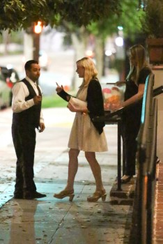 Kirsten Dunst with a Pal - Los Angeles - x 5