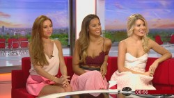 The Saturdays - BBC Breakfast 13th August 2014 1080p