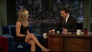Jennifer Aniston @ Late Night with Jimmy Fallon | February 10 2011 | ReUp