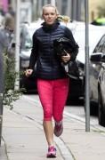 Caroline Wozniacki on the streets of Copenhagen, October 14-2014 x5