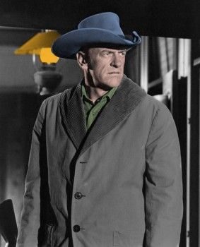 James Arness - Picture Colored - x 1
