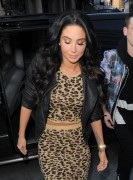 Tulisa Contostavlos arriving at Capital and Global Radio in London 22.10.2014 (x74) 9ff4c7359493398