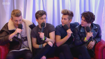 The Vamps - Radio 1's Teen Awards 2014 1080i