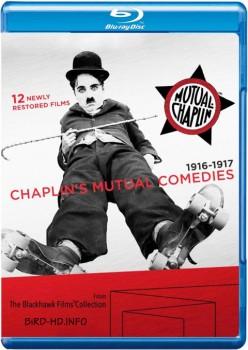 Chaplin's Mutual Comedies 1916-1917 m720p BluRay x264-BiRD