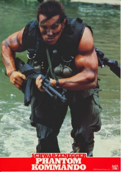 Коммандо / Commando (Арнольд Шварценеггер, 1985) 8ff116360539057